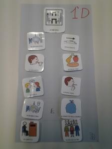 Cartellone delle regole